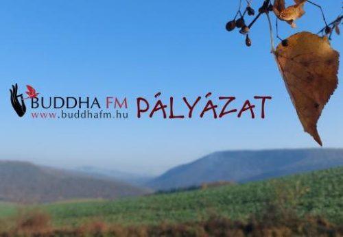 Buddha FM pályázat
